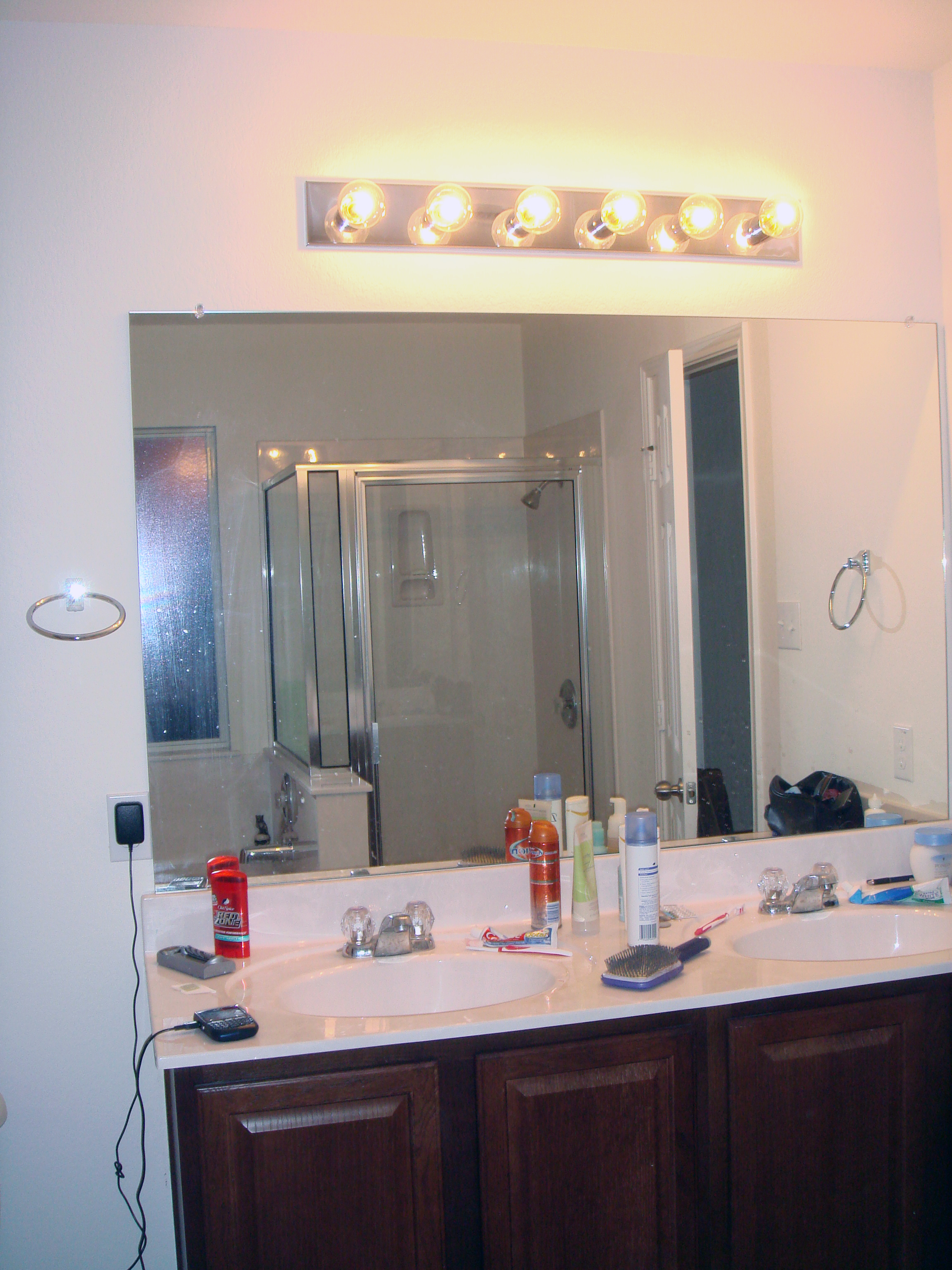 Bathroom lighting: ideas, choices, and indecision – What the Vita