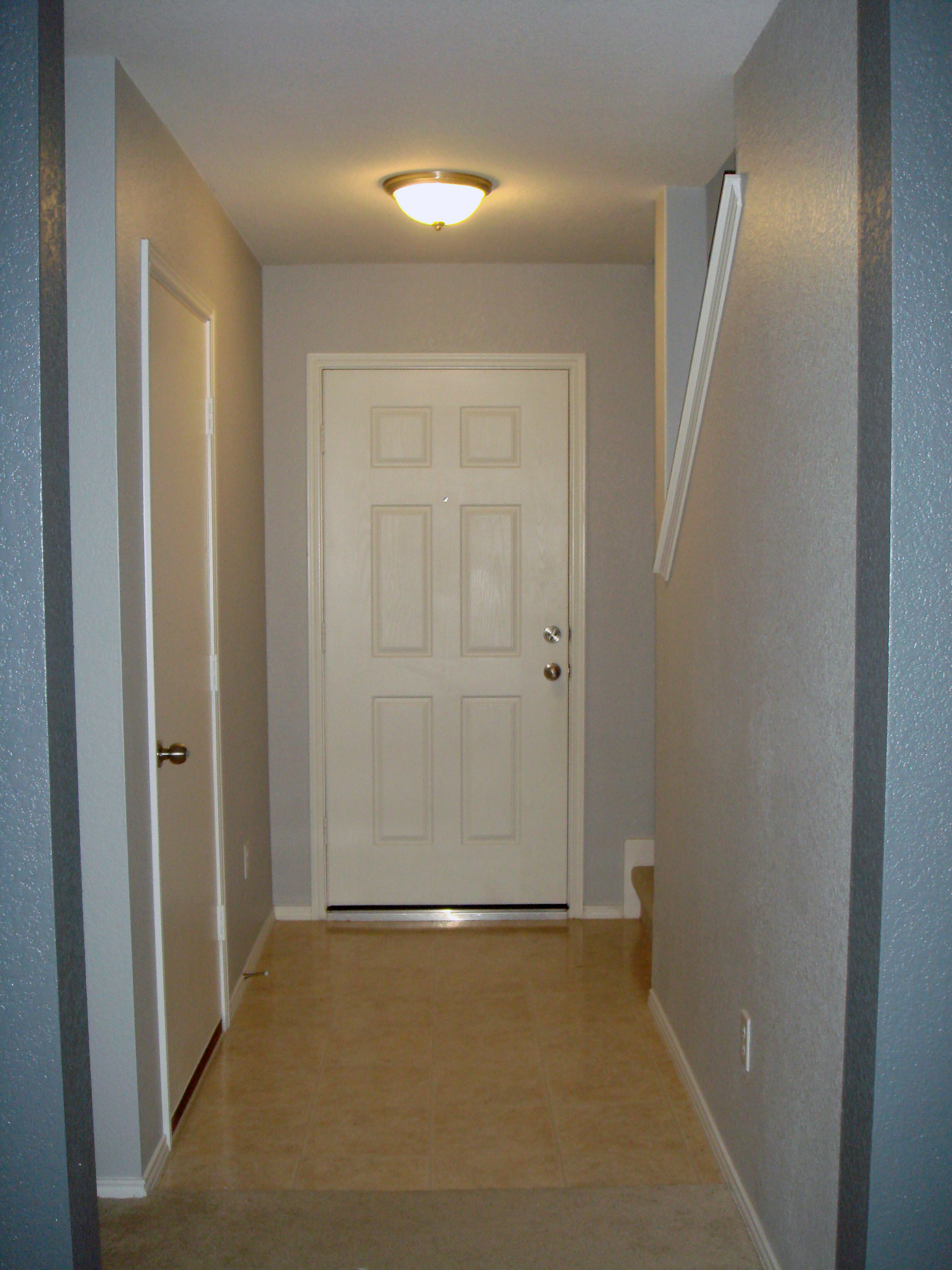 Narrow Foyer Near Me : Entryway what the vita