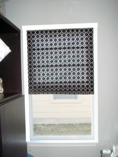 Homemade Window Shades What The Vita