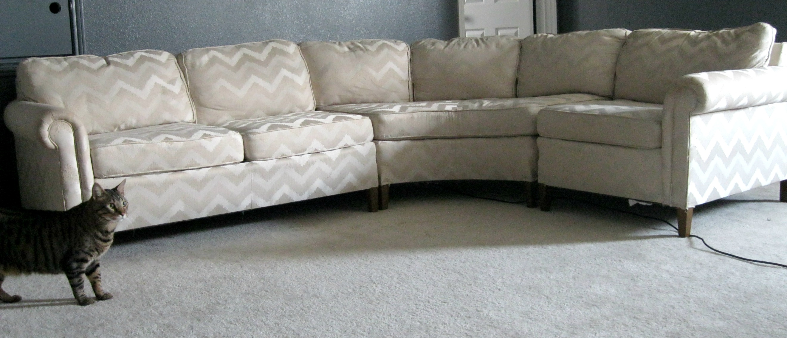 Sectional Sofa Dreams Answered by Craig