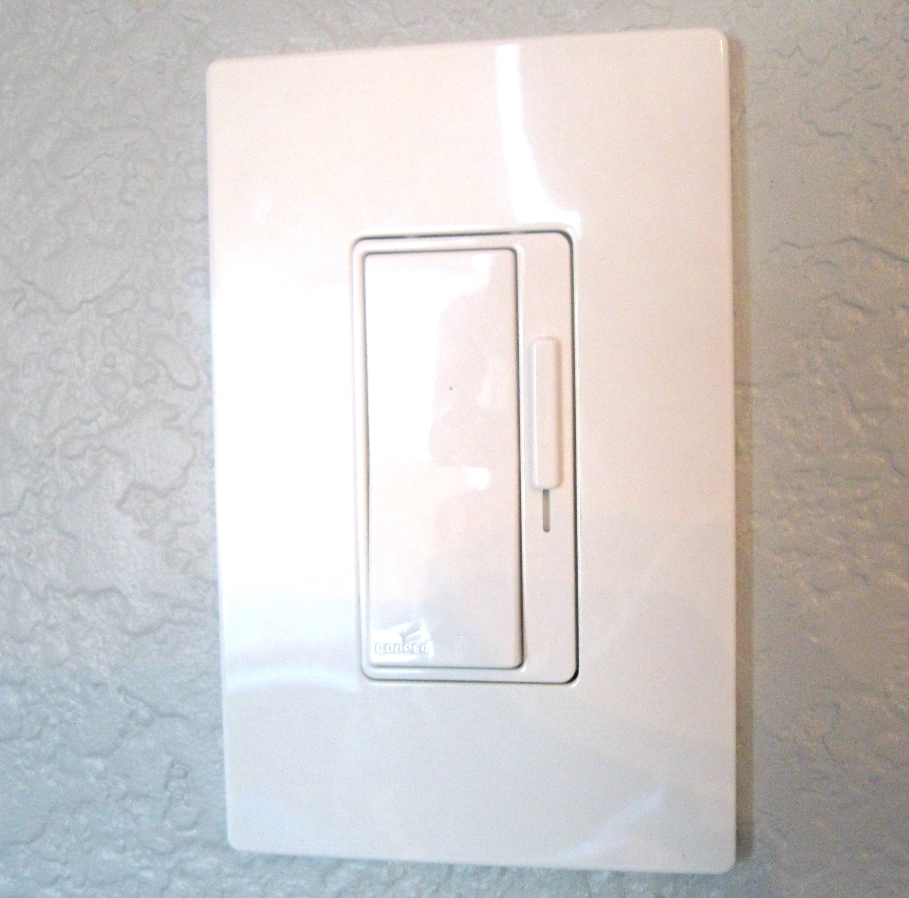 light switch dimmer this dimmer is great. Black Bedroom Furniture Sets. Home Design Ideas