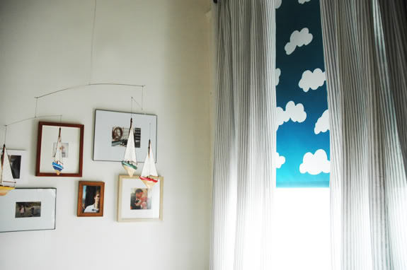 Painted Roller Shades : September what the vita