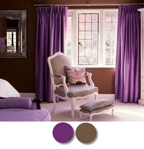 Our Presents to Our House | What the Vita - Purple Curtains Ikea