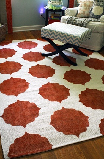 some ideas for your next diy rug what the vita
